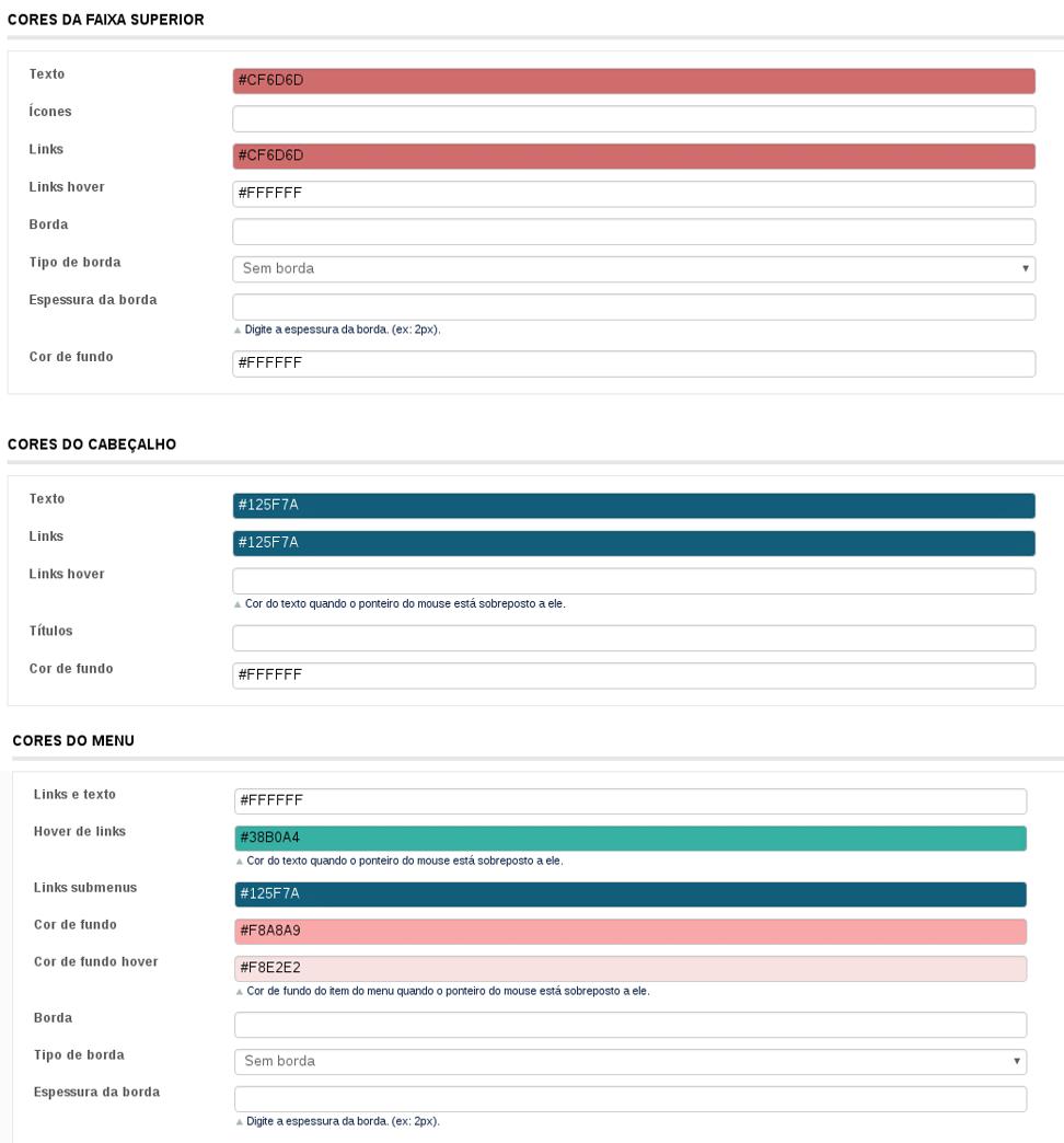 d6f39d21a Como editar cores e fontes na minha loja virtual  - Tutoriais e FAQs ...