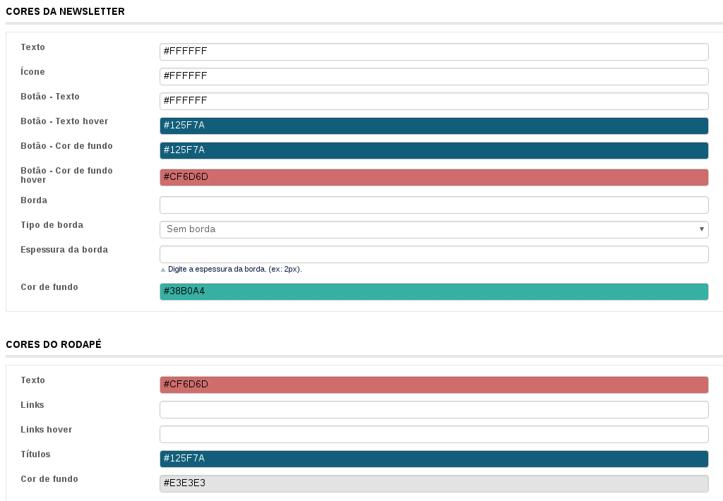 c1a014742 Como editar cores e fontes na minha loja virtual  - Tutoriais e FAQs ...